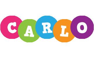 Carlo friends logo