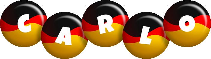 Carlo german logo
