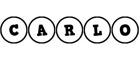 Carlo handy logo