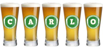 Carlo lager logo