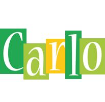 Carlo lemonade logo