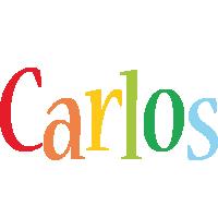 Carlos birthday logo