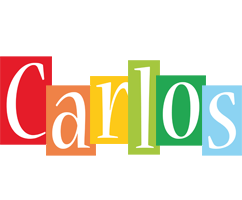 Carlos colors logo