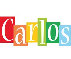 Carlos colors logo
