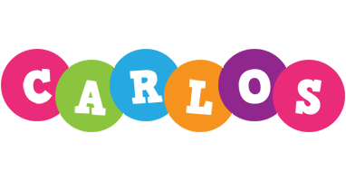 Carlos friends logo