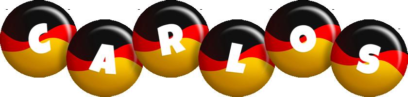 Carlos german logo