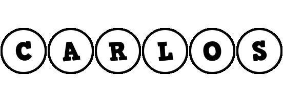 Carlos handy logo