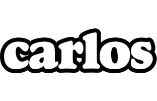 Carlos panda logo
