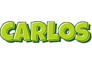 Carlos summer logo