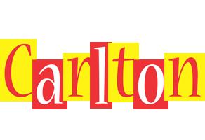 Carlton errors logo