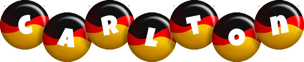 Carlton german logo