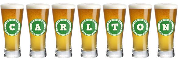 Carlton lager logo