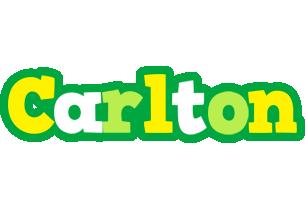 Carlton soccer logo