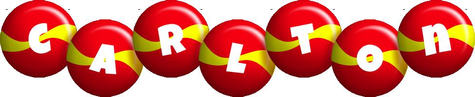 Carlton spain logo