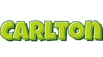 Carlton summer logo