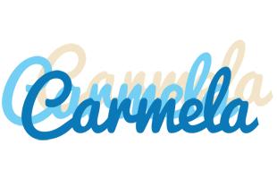 Carmela breeze logo