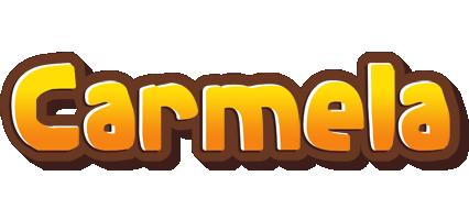 Carmela cookies logo