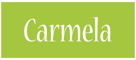 Carmela family logo