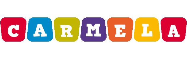 Carmela kiddo logo