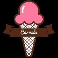 Carmela premium logo