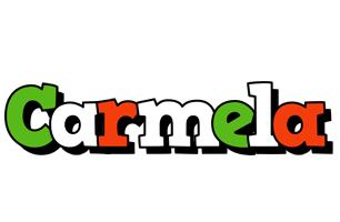 Carmela venezia logo