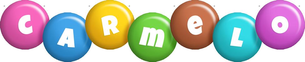 Carmelo candy logo