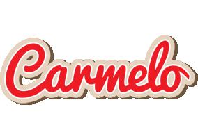 Carmelo chocolate logo