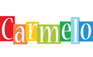 Carmelo colors logo
