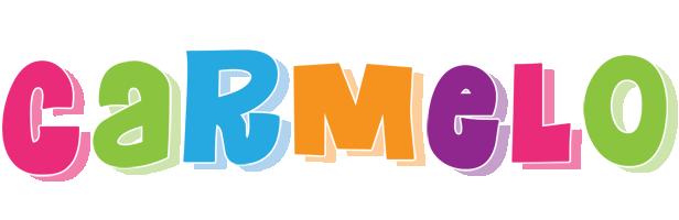 Carmelo friday logo