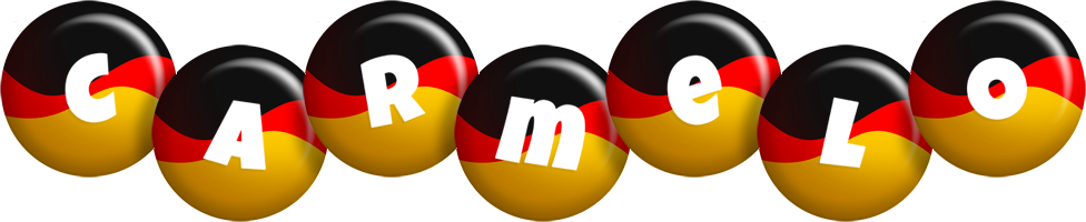 Carmelo german logo