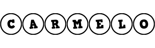 Carmelo handy logo