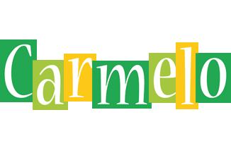 Carmelo lemonade logo