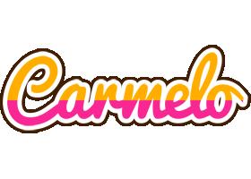 Carmelo smoothie logo
