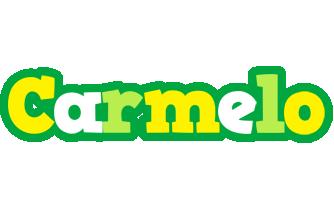 Carmelo soccer logo
