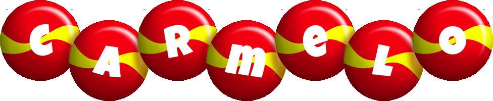 Carmelo spain logo