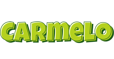 Carmelo summer logo