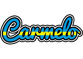 Carmelo sweden logo