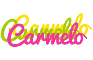 Carmelo sweets logo