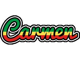 Carmen african logo