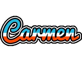 Carmen america logo