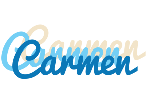 Carmen breeze logo