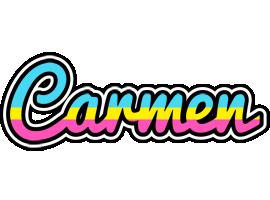 Carmen circus logo