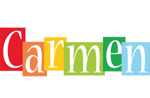 Carmen colors logo