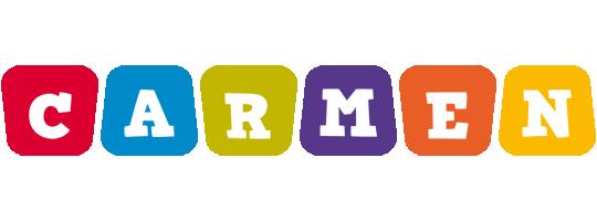 Carmen daycare logo
