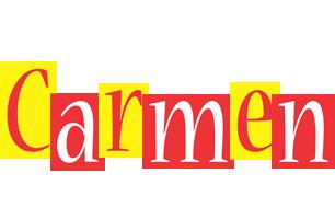 Carmen errors logo