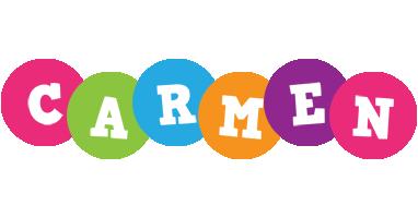 Carmen friends logo