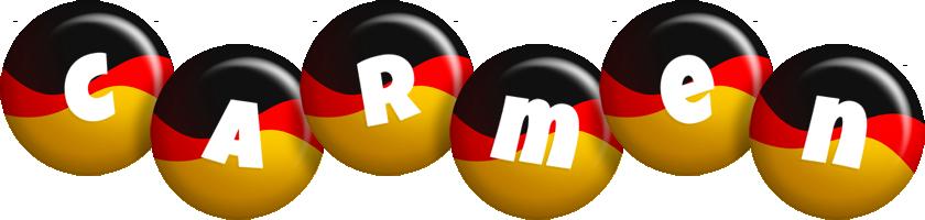 Carmen german logo