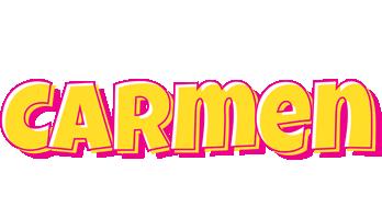 Carmen kaboom logo