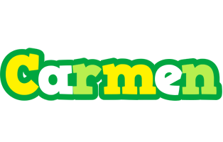 Carmen soccer logo