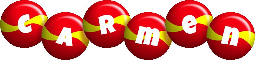 Carmen spain logo